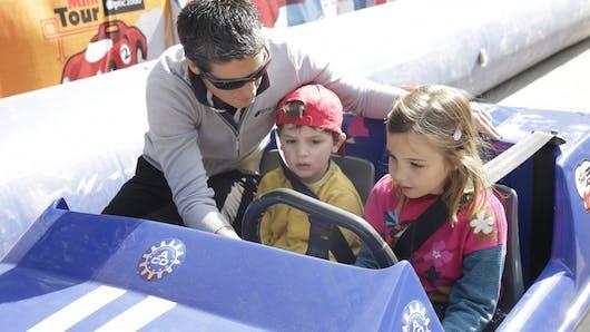 Mini Tour Optic 2000 : l'initiation à la sécurité routière   des 5-12 ans
