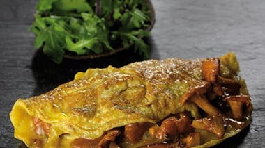 Plat : omelette aux girofles