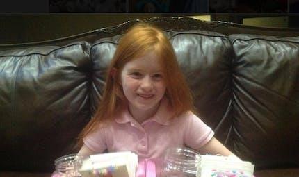 Etats-Unis : à 9 ans, elle récolte 47 000 dollars pour   aider son amie malade