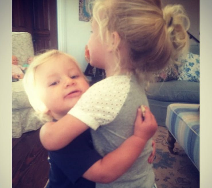 Ace Knute et Maxwell Drew, les enfants de Jessica         Simpson