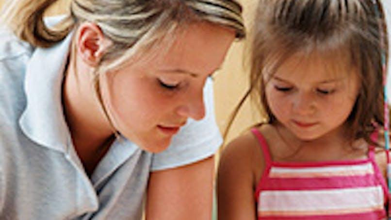 Nounou : le coût de la garde d'enfants en hausse