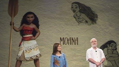 Moana : la nouvelle héroïne du prochain Disney dévoilée   !
