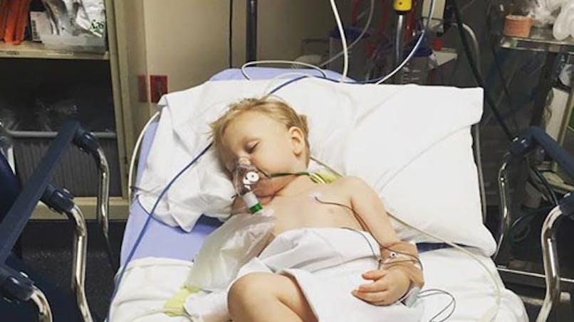 Etats-Unis : une maman poste la photo de son fils   hospitalisé pour rappeler les dangers de la noyade sèche