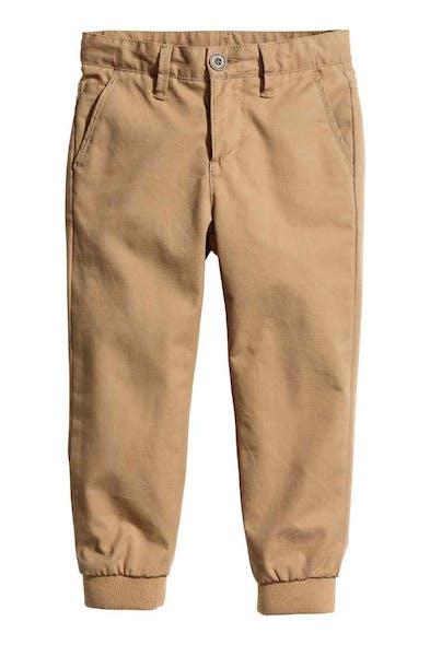 Pantalon garçon Chino