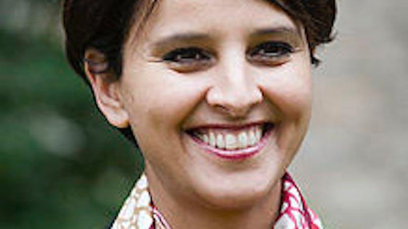Najat Vallaud-Belkacem présente les nouveautés de la   rentrée