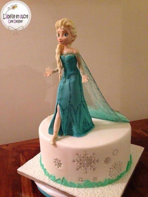 Gâteau Elsa