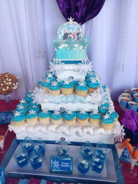 Gâteau cupcake