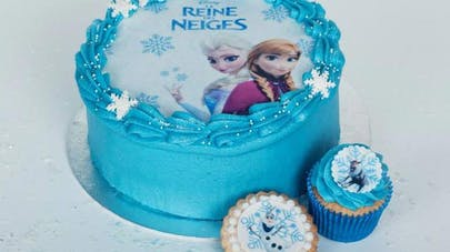 Photos 30 Gateaux D Anniversaire La Reine Des Neiges Parents Fr