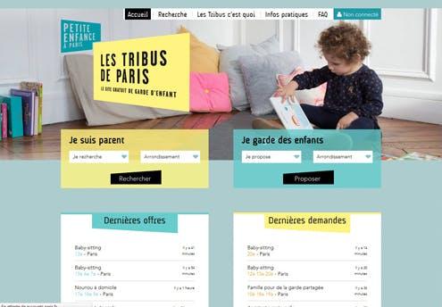 Les tribus de Paris