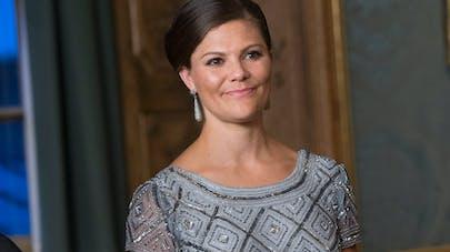 La princesse Victoria de Suède est enceinte de son   deuxième enfant