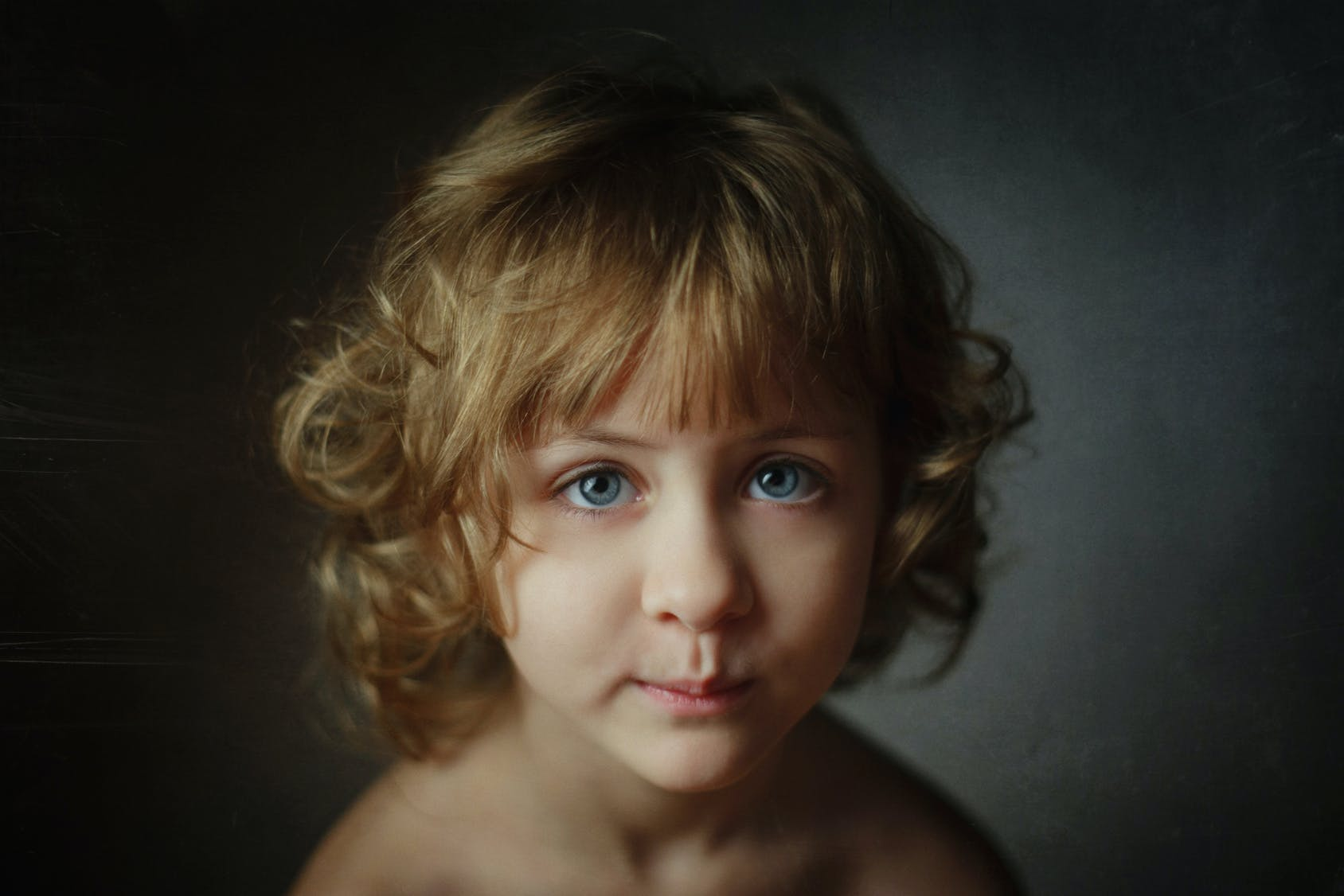 Coiffures pour enfants pour cheveux courts 4 ans