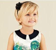 Coupes de cheveux bГ©bГ© filles 3 ans