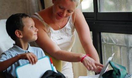 Les parents sont très impliqués dans les devoirs scolaires   de leurs enfants