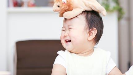 6 astuces faciles pour faire rire son bébé aux  éclats