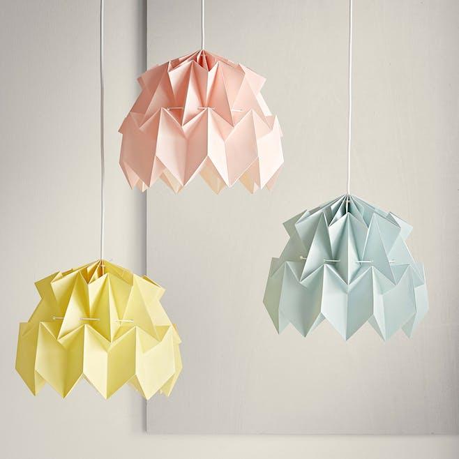 Suspension origami