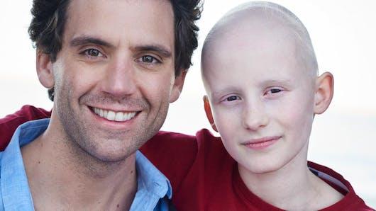 Mika : son engagement auprès des enfants atteints de   cancer
