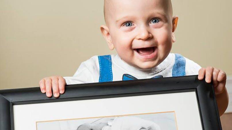 De magnifiques photos avant/après d'enfants nés   prématurément