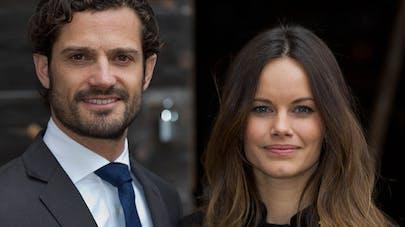 Carl Philip de Suède et la princesse Sofia