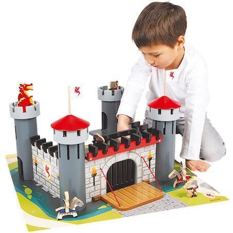 Château Fort Dark Knight Castle JouéClub