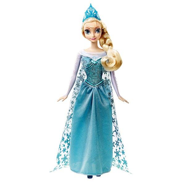 Elsa chanteuse des Neiges JouéClub