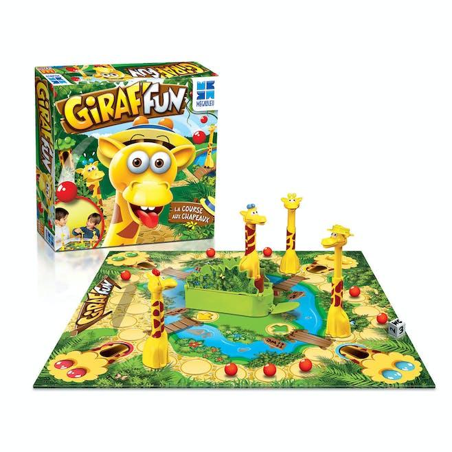 Giraf'fun Megableu