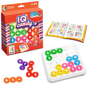 IQ Candy Smart Games