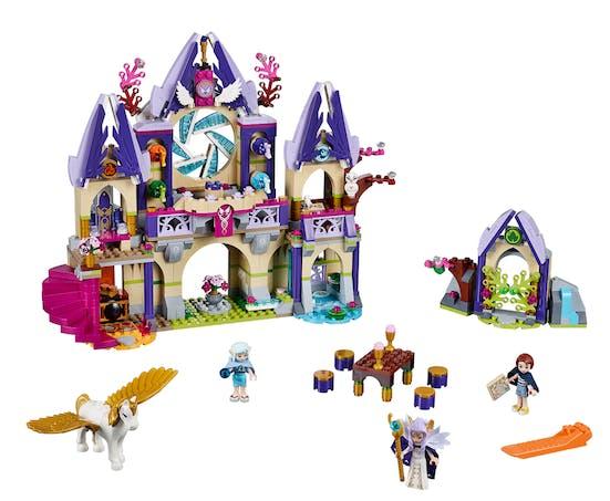 Le château des cieux Lego