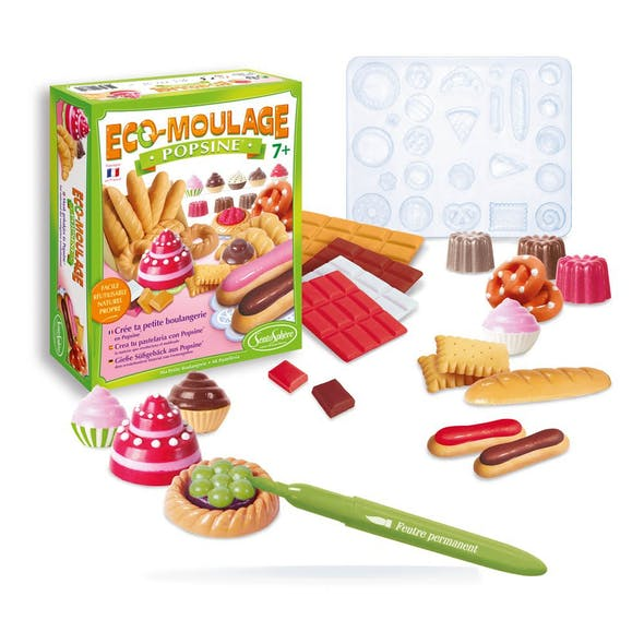 Ma petite boulangerie Eco-moulage Popsine