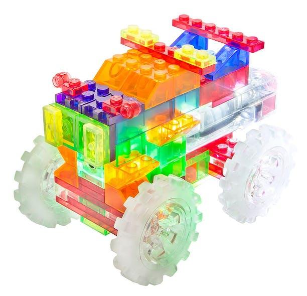 Monster Truck 6-en-1 de Laser Pegs