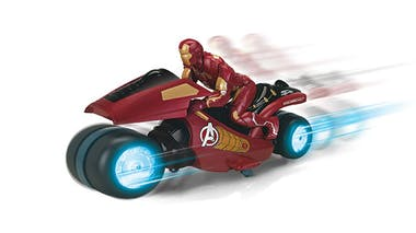 Moto Iron Man Disney