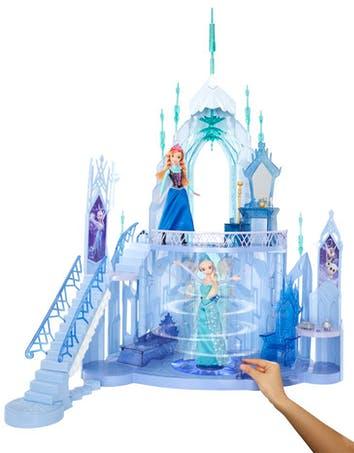 Palais des Glaces Frozen Disney