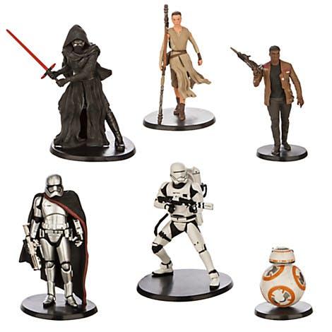 Set de figurines Star Wars Disney