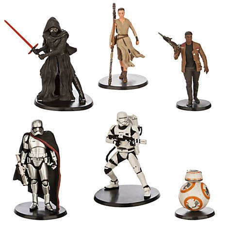 Set de figurines Star Wars Disney