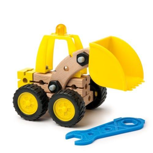 Tractopelle Builder 2 en 1 Oxybul