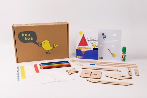 Koa Koa box