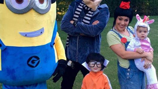 Halloween : les enfants de stars les mieux   déguisés