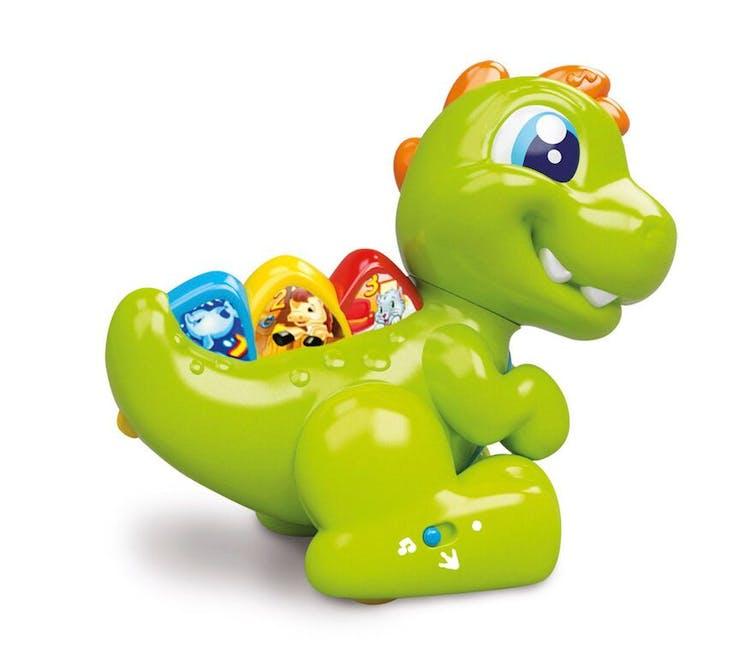 0-1 an : Baby T-Rex