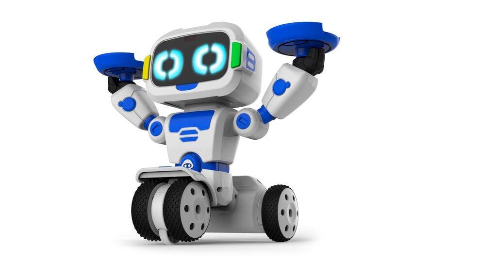 5 ans et plus : robot Tipster