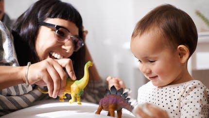 Pourquoi les enfants adorent les dinosaures ?