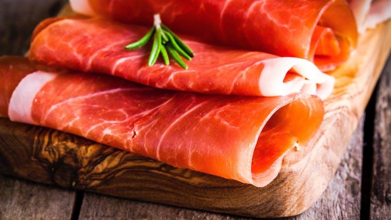 Les viandes fumées, marinées ou séchées