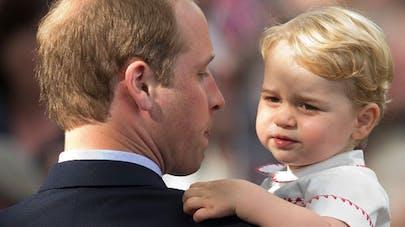Découvrez le visage de prince George à 40 et 60   ans