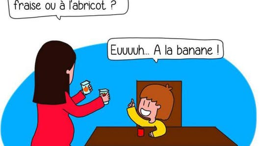 Une dessinatrice dépeint avec humour le quotidien d'une maman