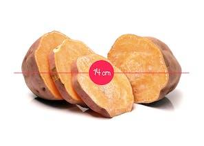 Semaine 16 : une patate douce