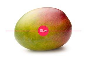 Semaine 17 : une mangue