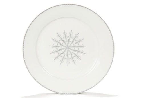 Assiette porcelaine blanche STELLA