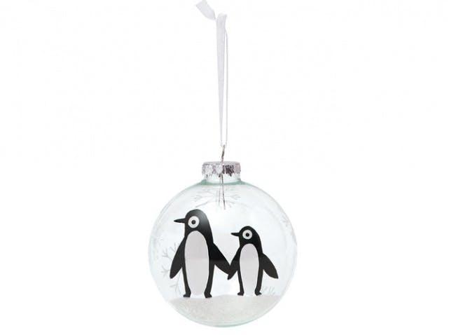 Boule « pingouin »