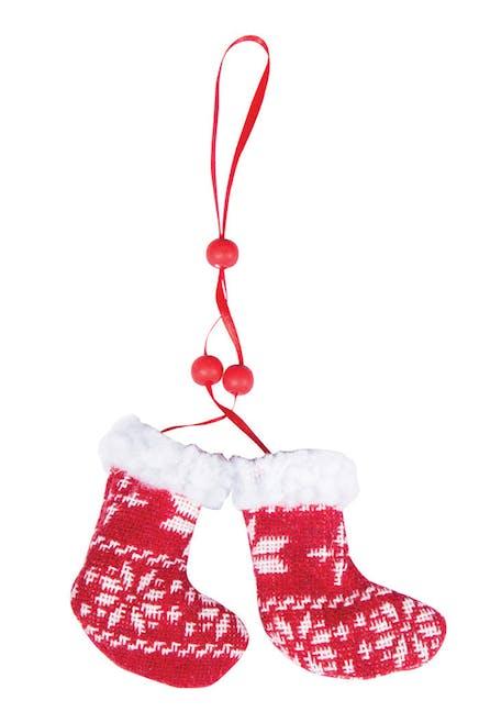 Chaussette « Père Noël »