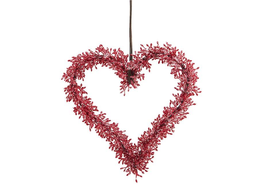 Couronne « cœur de baies »