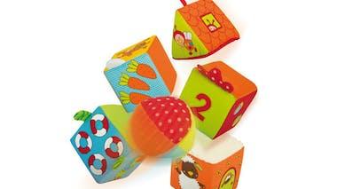 Cubes à empiler