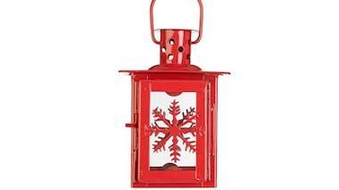 Lanterne Castelo rouge